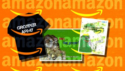 Amazon Groyper