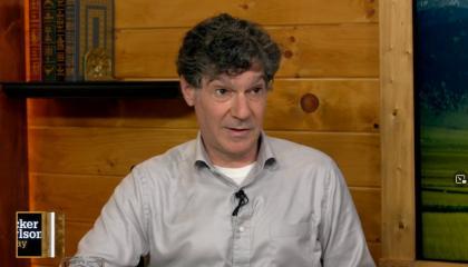 Bret Weinstein of Tucker Carlson Today