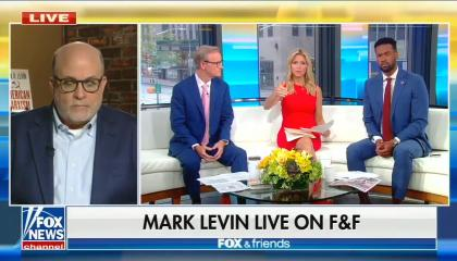 Mark Levin AOC Enemies of country