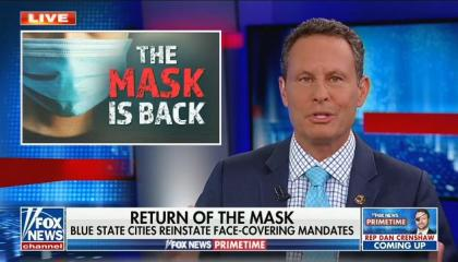 """Fox's Brian Kilmeade: """"Why does it matter how many COVID cases we have in this country?"""""""