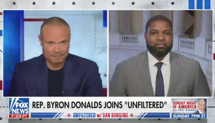 """Fox's Dan Bongino asks congressman if he will comply with """"ridiculous, non-science based mask mandate?"""""""