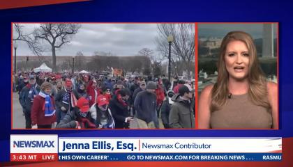 Jenna Ellis on Newsmax