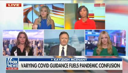 Outnumbered panel on vaccines and masks