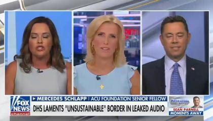 Laura Ingraham hosts The Ingraham Angle on Fox News