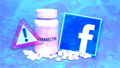 facebook ivermectin
