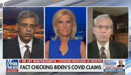 """Fox guest: """"This kind of forced vaccination is actually very, very harmful to public health"""""""