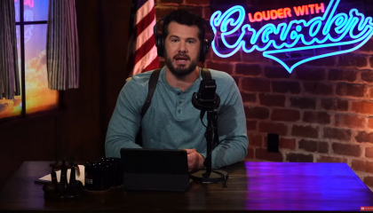Steven Crowder says the military went wrong when women were allowed to vote