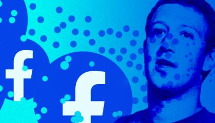 Facebook Zuckerberg Logo