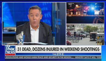 Greg Gutfeld reacts to mass shootings