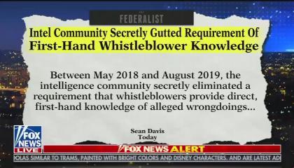 Fox News promotes false Federalist report