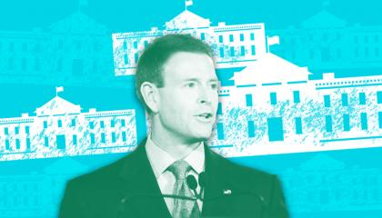 Tony Perkins and the White House