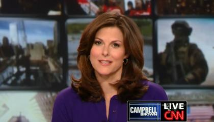 Campbell Brown CNN