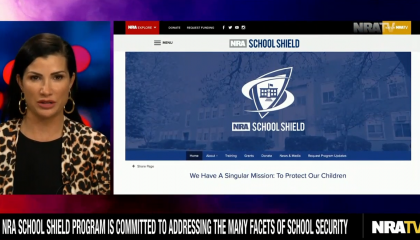 "Loesch on School Shield: ""This program works"""