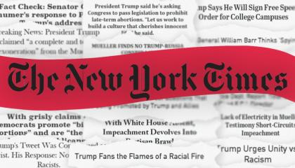 Bad headlines from The New York Times
