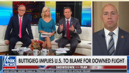Fox & Friends co-host Brian Kilmeade