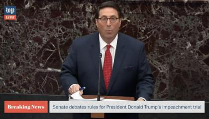 Jay Sekulow opening statement