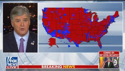 Hannity 1/22/20 map