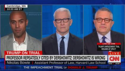 Nikolas Bowie CNN