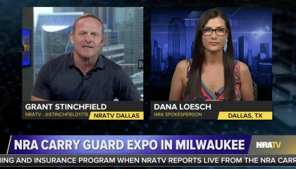 Dana Loesch Carry Guard spokesperson