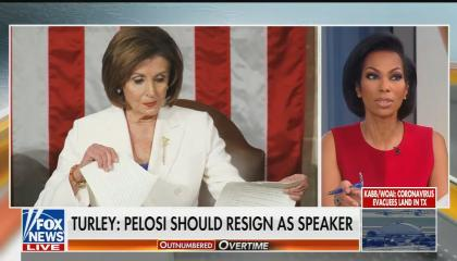 Harris Faulkner on Pelosi