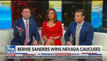Fox & Friends Sanders Nevada 2