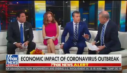 Fox & Friends coronavirus 2/29/20