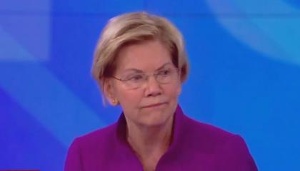 Elizabeth Warren / The View