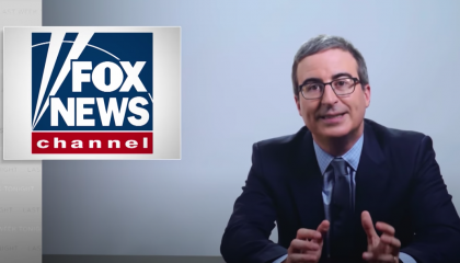 John Oliver Fox News 4/19/20