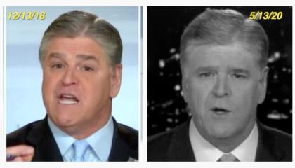 Hannity vs Hannity