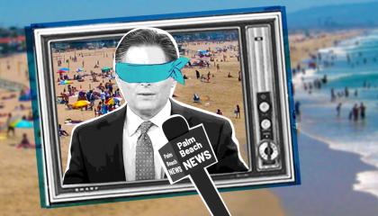 Palm Beach TV anchors