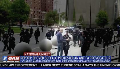OAN segment on Buffalo assault