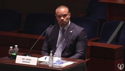 "During House Judiciary hearing, Bongino says ""all lives matter"""