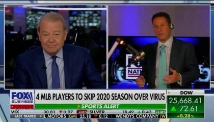Fox hosts MLB 6/30/20