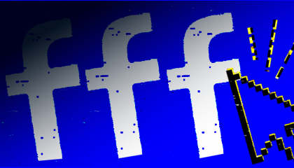 Image of Facebook's logo