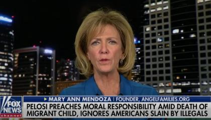 Mary Ann Mendoza Fox News