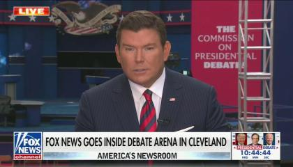 Baier Cleveland debate 9/29/20
