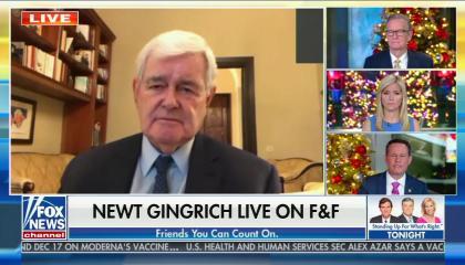 Newt Gingrich 12/7/20
