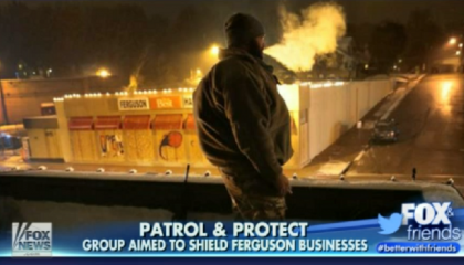 Fox News' Fox & Friends promotes the Oath Keepers