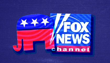Republican Party and Fox News
