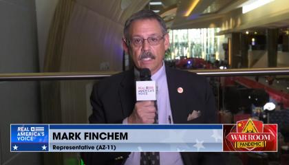 Mark Finchem on War Room: Pandemic