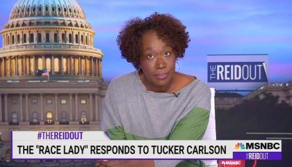 Joy Reid Tucker Carlson