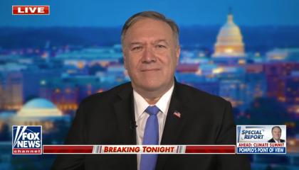 Mike Pompeo on Special Report