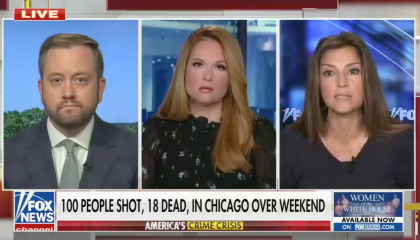 Right-wing media cherry-pick holiday weekend violence to fearmonger about Chicago
