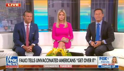 Fox and Friends Vaccine