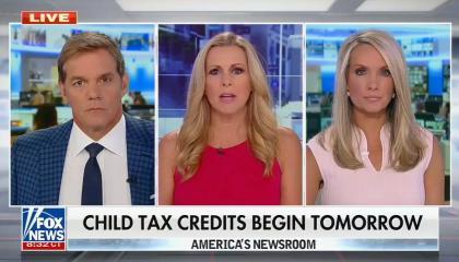 Child tax credits 7/14/21
