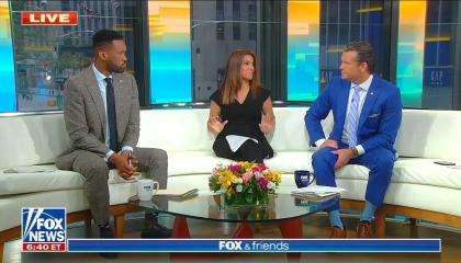 Fox and Friends Sunday on Covid 7/18/21