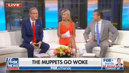 Muppets go woke