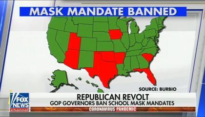 Special Report mask mandate