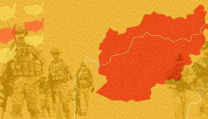 U.S. soliders in Afghanistan