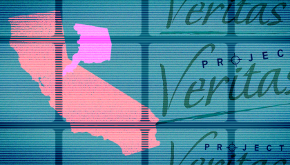 Local news in California Struggles to cover Project Veritas